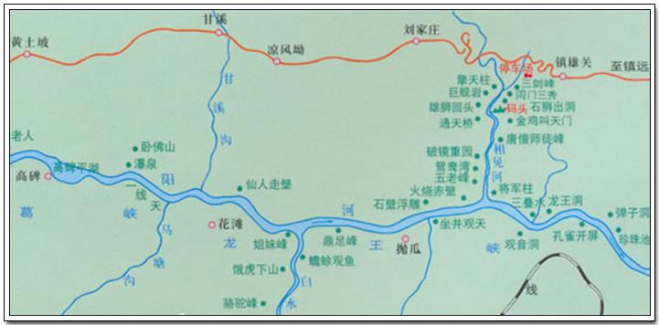 舞阳青岛路地图