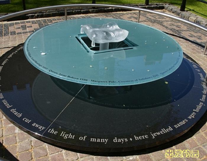 3000英里英国自由行 在伦敦塔里对话历史 5月16日(八)