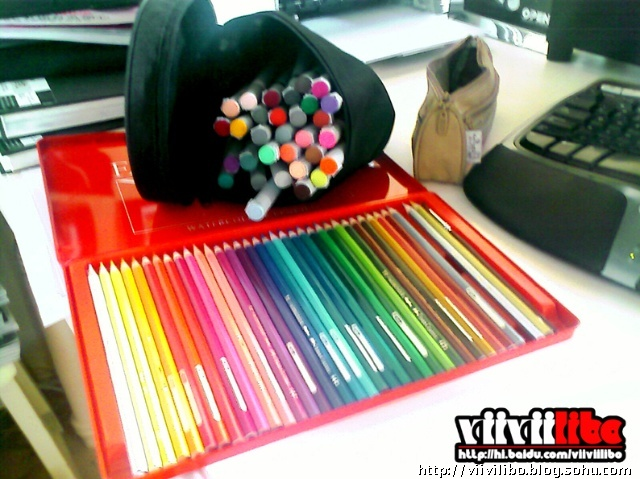 重拾彩色铅笔画设计,享受工作的欢乐时光