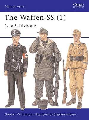 二战德国党卫军军服图册(1)第1-5师