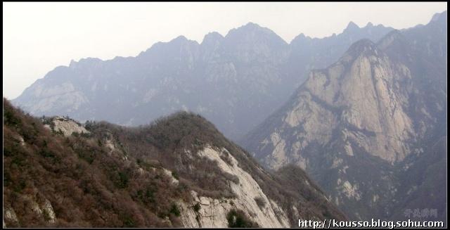 北京昌平大峪山风景区