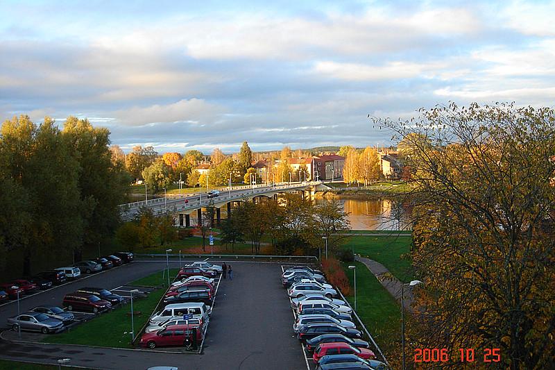 瑞典小镇--卡尔斯塔德