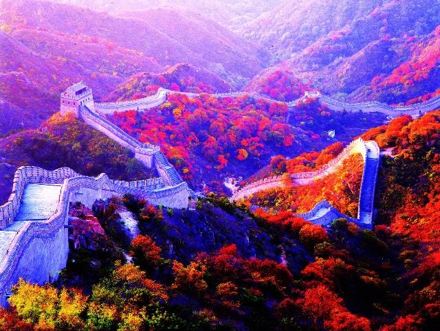 万里长城:军事与商贸之城