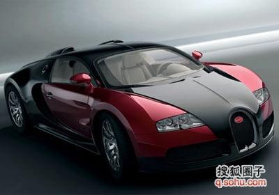 蓝宝基尼,法拉利,榜上无名世上最贵的十大跑车榜