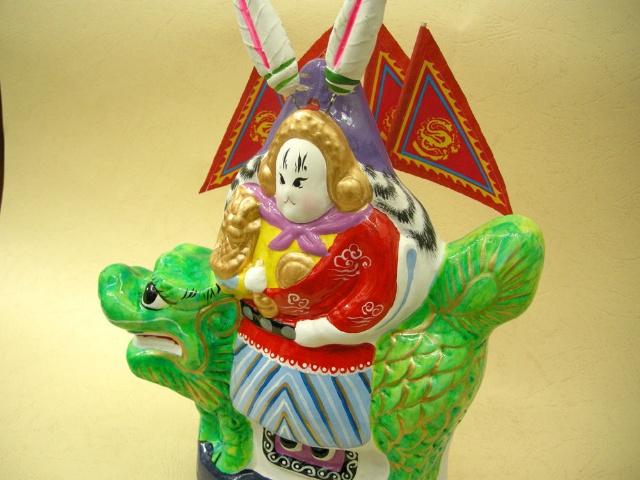 """东岳庙的""""兔爷山""""已经是第三年搭建,今年由于奥运会的"""