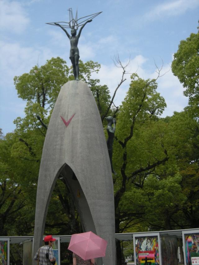九月广岛行----广岛和平纪念资料馆