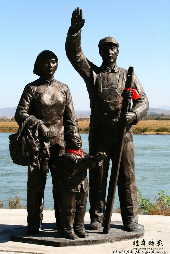 铁路工人雕塑创意设计