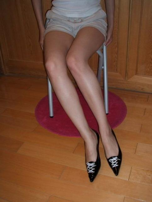 据说是勾引男人魂儿的大腿