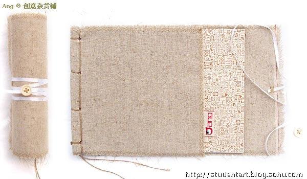 古书卷轴简笔画