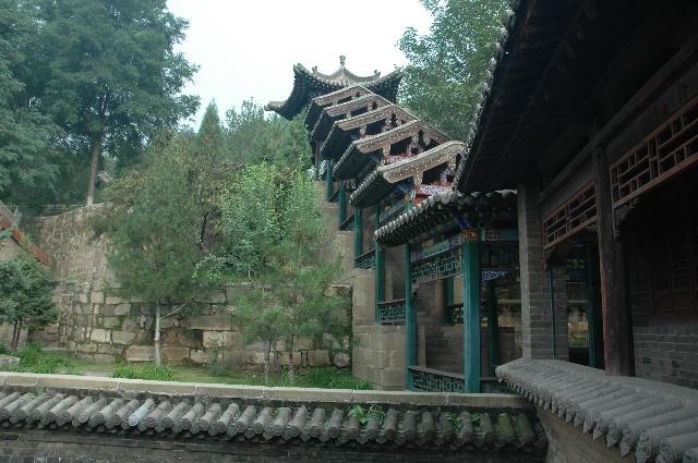 皇城相府(又称午亭山村)位于山西晋城市阳城县北留镇北侧,总面积
