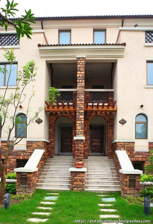 11 欧式别墅客厅效果图设计过厅 家具 顶棚 连廊 门厅 中国室内设计师
