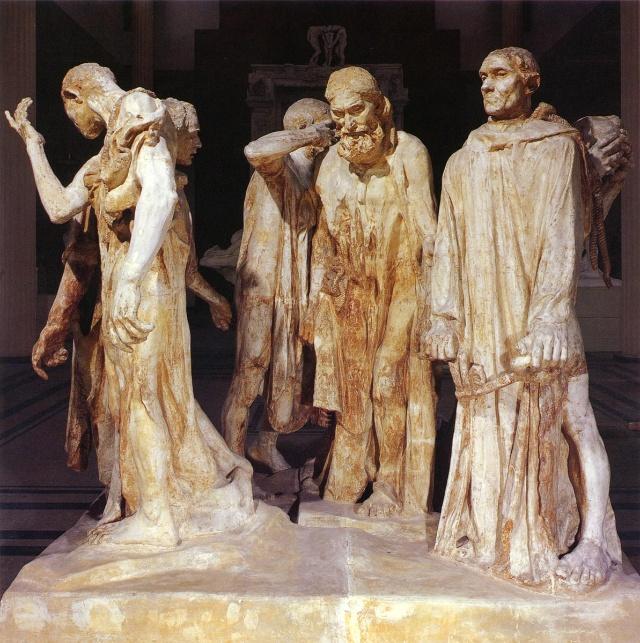 米开朗琪罗 罗丹 雕塑作品赏析