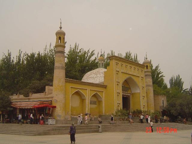 2019中央经济特区喀什_新疆喀什正调研建设经济特区