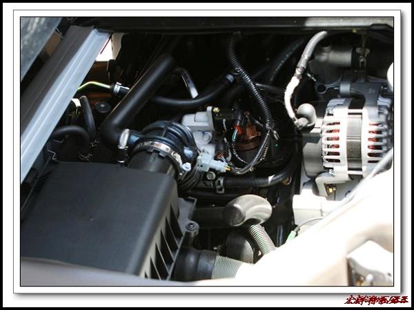 五菱荣光安装宏洋进气增压器实例