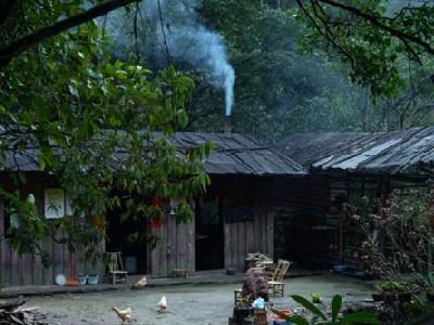 江西赣州安远县三百山风景区