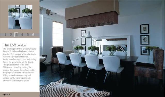 英国著名室内设计师凯莉·赫本案例