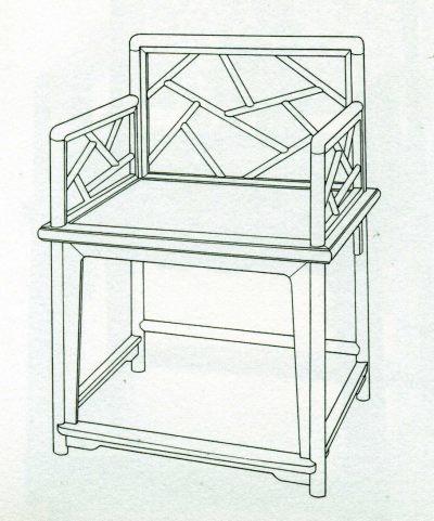 家具| 明式家具椅类赏析(二)——扶手椅