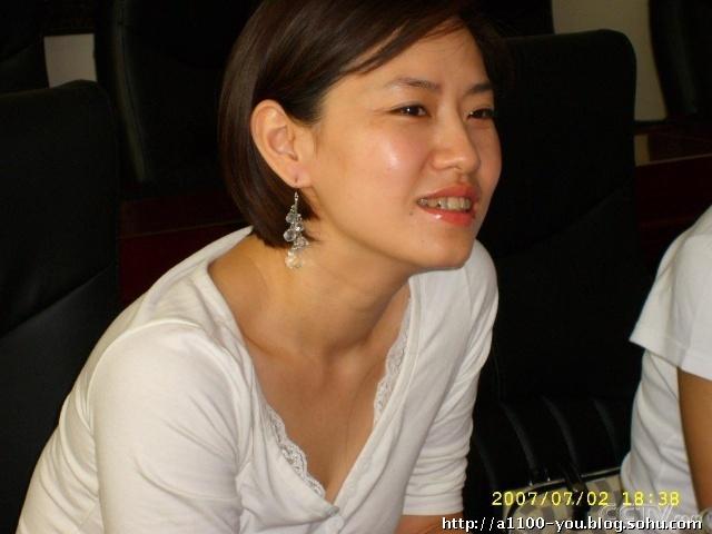气质美女史晓诺――央视经济频道著名主持人