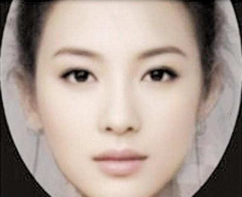国际认可的中国标准美女脸型是什么样的