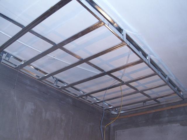 灯池吊顶安装方法图解