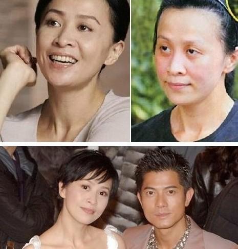 台湾第一美女林志玲也被杂志曝出未ps的腿形略显粗壮