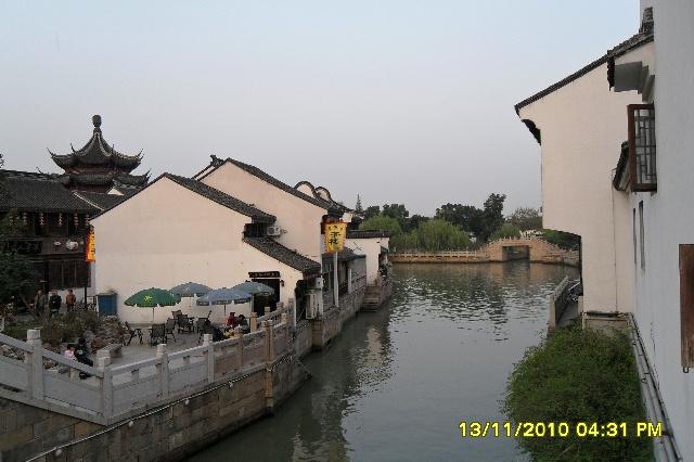 苏州山塘街老街街景(照片)