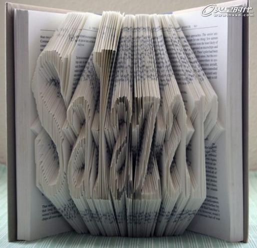 书折love步骤及图片