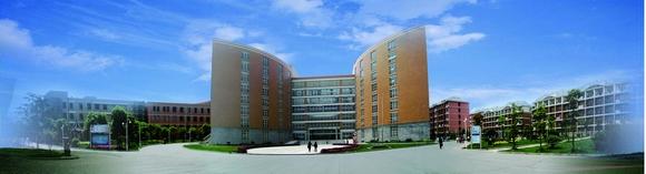 上海东海职业技术学院图文信息大楼